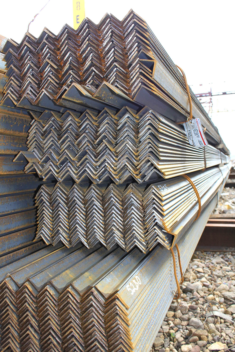 hot-rolled Steel unequal angle